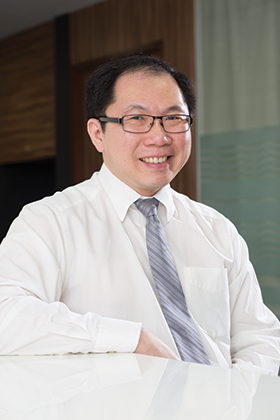 Dr Ling Khoon Lin